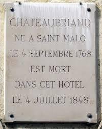 plaque numero rue file plaque chateaubriand 120 rue du bac paris 7 jpg wikimedia