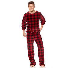 soft cozy mens matching pajama set 8421863 hsn