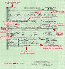 fake birth certificate k svetu obama u0027s birth certificate through the eyes of a birther
