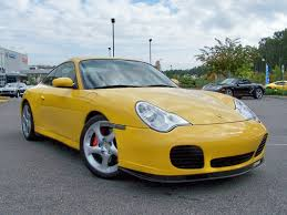 yellow porsche 911 2002 porsche carrera 4s coupe in speed yellow porschebahn weblog