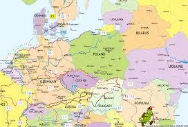 Map Of Eurpoe Gr14 Sentier De L Ardenne Fancy Belgium On The Map Of Europe