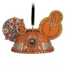 ear hat ornament steunk mickey eye
