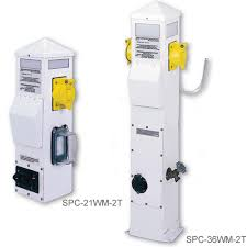 Marine Power Pedestals International Dock Dockside Electrical Power West Marine