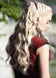 reign tv show hair styles the queen stormborn daenerys targaryen mother of dragons