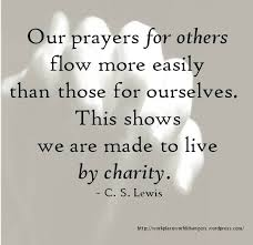 prayer is a gift we can freely give prayer reflection