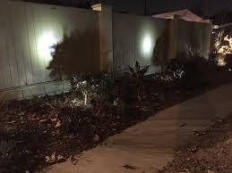 Landscape Spot Light Ledtronics Led Spotlights Improve Landscape Lighting Efficiency In
