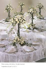 Tall Wedding Reception Centerpieces by Wedding Flower Centerpieces This Lovely Arrangement Is Made