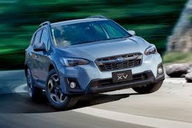 blue subaru crosstrek 2018 subaru xv pricing revealed