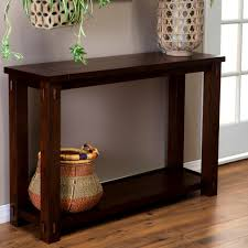 Storage Behind Sofa Apartments Interesting Console Tables Terrific Designs The Wall