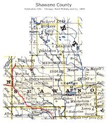 Montana Counties Map by Wisconsin County Map