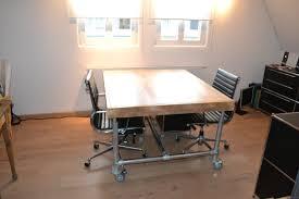 Schreibtisch Extra Lang Bauholz Schreibtisch Koblenz