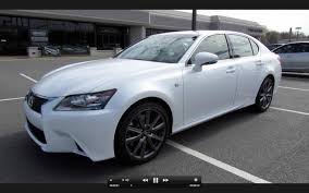 lexus sports car 2013 2013 lexus gs350 f sport start up exhaust and in depth review