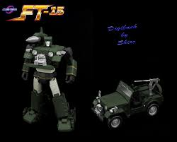 transformers hound jeep fanstoys ft 15 willis masterpiece hound page 41 tfw2005