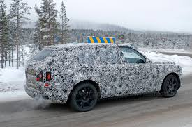 roll royce rolla rolls royce cullinan suv closest look yet by car magazine