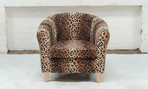 Leopard Armchair Leopard Print Accent Chair Zebra Print Accent Chair Chairs