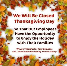 lola s lakehouse closed thanksgiving