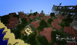 Hunger Games Minecraft Map The Survival Games 2 Minecraft Project