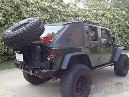 jeep wrangler jk tires knuckles road jeep wrangler jk 2007 2014 rear bumper with