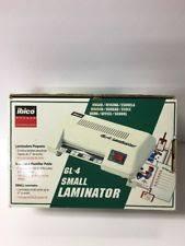 business card laminator id laminator ebay