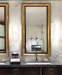 chic mirror bathroom tv waterproof tvmirror screen with built in
