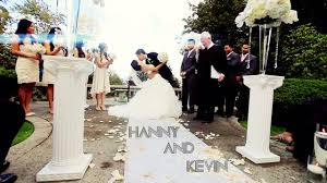 Wedding Videographer Wedding Videographer Hanny And Kevin Same Day Edit Video