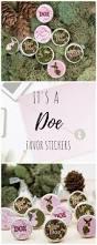 21 best doe baby shower theme images on pinterest baby shower