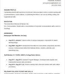 Resume Sample For Volunteer Work by Radio Jockey Resume Templates Corpedo Com