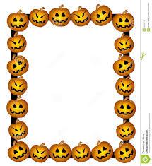 clipart halloween border u2013 101 clip art