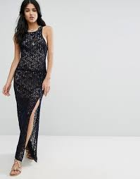 free people free people lace column maxi party dress