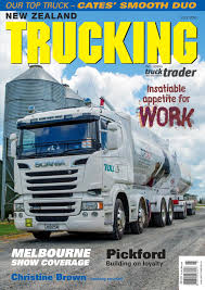 kenworth bayswater nz trucking june 2016 by augusto dantas issuu