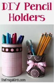 could your desk use a cute new pencil or pen holder well it u0027s