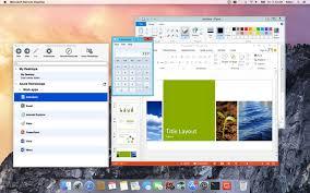 connexion bureau à distance pour mac ouvrir une session terminal server depuis mac os ou linux