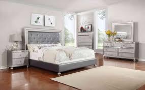 modern bean bag chairs grey fabric bed fine furniture design