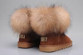ugg sale nottingham shop damen ugg mini fox pelzstiefel 5854 camel