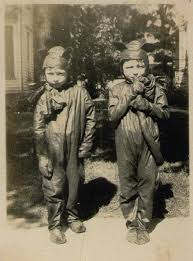 Scary Halloween Costumes Scary Halloween Photographs History Photo