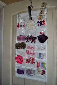 organize hair accessories hack your shack organize hair accessories