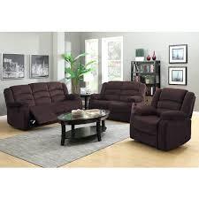 Reclinable Sofa Langria 3 Seat Reclinable Sofa And Reclining Loveseat