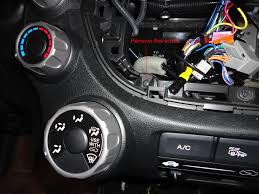 diy automatic climate control conversion unofficial honda fit