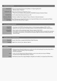 Vfx Jobs Resume by Francois Maxence Desplanques Fx Td Resume