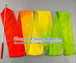 chagne ribbon top 3 meters silk colour change color changing colour