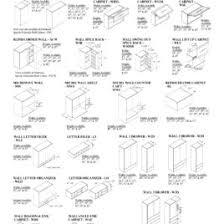 standard peculiar kitchen cabis sizes layout in kitchen ideas