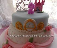 princess cake for a 2 year old