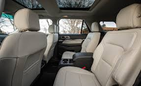 Ford Explorer Bucket Seats - 2017 ford explorer cars exclusive videos and photos updates