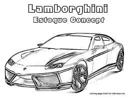 voiture sport tuning 91 transport u2013 coloriages à imprimer