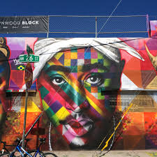 kobra new mural for art basel 13 wynwood miami streetartnews 2pac and notorious big tribute by eduardo kobra on the streets of miami for art basel