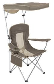Lawn Chair With Umbrella Sportcraft Canopy Chair