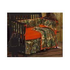 Camo Crib Bedding Set Realtree Crib Ebay