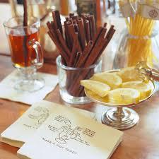 late night snack recipes for weddings martha stewart weddings