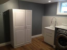 Wall Cabinets For Laundry Room by Laundry Room Devries Home Solutions