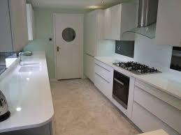 Gray Kitchen Galley Normabudden Com Best White Gloss Galley Kitchens Kitchen Ideas Baytownkitchen